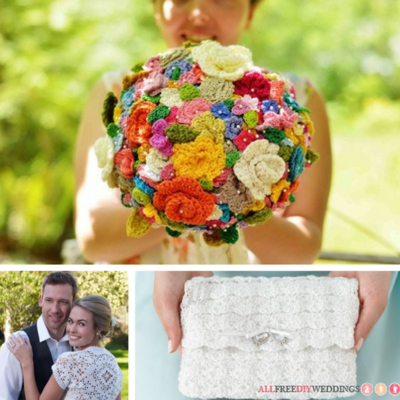 25 Spring Wedding Crochet Patterns