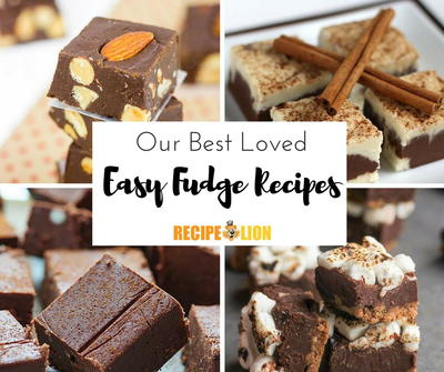 Our Best Loved Recipes for Fudge