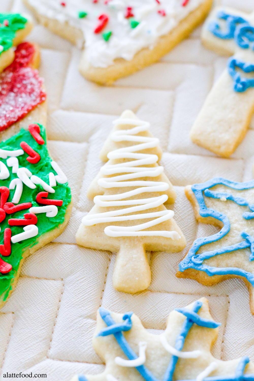 Soft Baked Cutout Sugar Cookies Recipelion Com