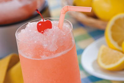 Pink Lemonade Slushy