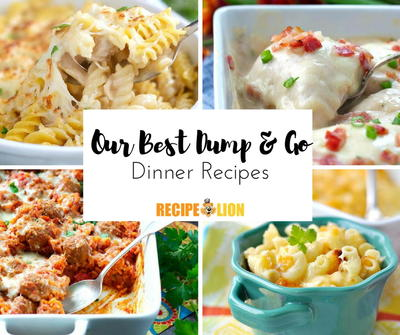 Dump and Go Dinner Recipes
