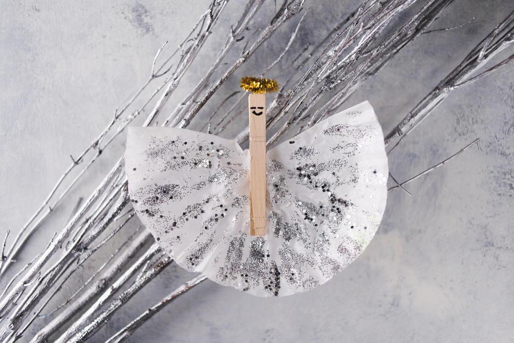 Paper Angel DIY Ornament FaveCrafts