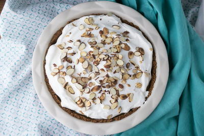 Southern Amaretto Pie