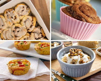 The Best Gluten Free Breakfast Recipes