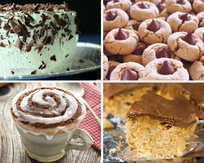 Top Gluten Free Dessert Recipes
