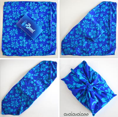 Furoshiki: Japanese Reusable Gift Wrap