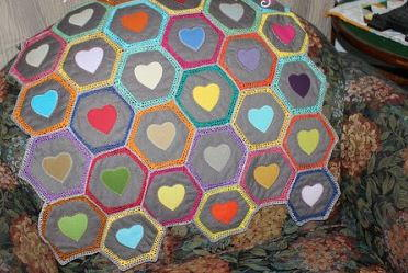 Bella Heart Antimacassar Tutorial