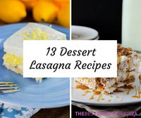 13 Dessert Lasagna Recipes for When You're Feeling Lazy