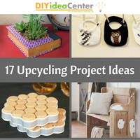 17 Upcycling Project Ideas