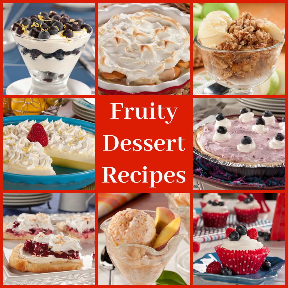 fruit desserts healthy healthy fruit crisp recipe