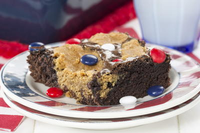 All-American Brookie Bars