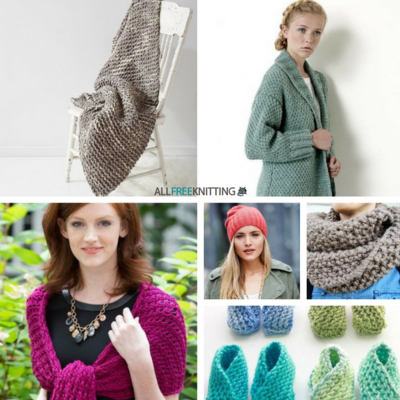 Top 100 Knitting Patterns of 2016