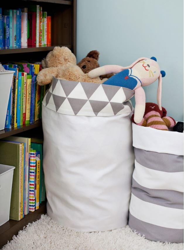 Giant Fabric Storage Bins Allfreesewing Com
