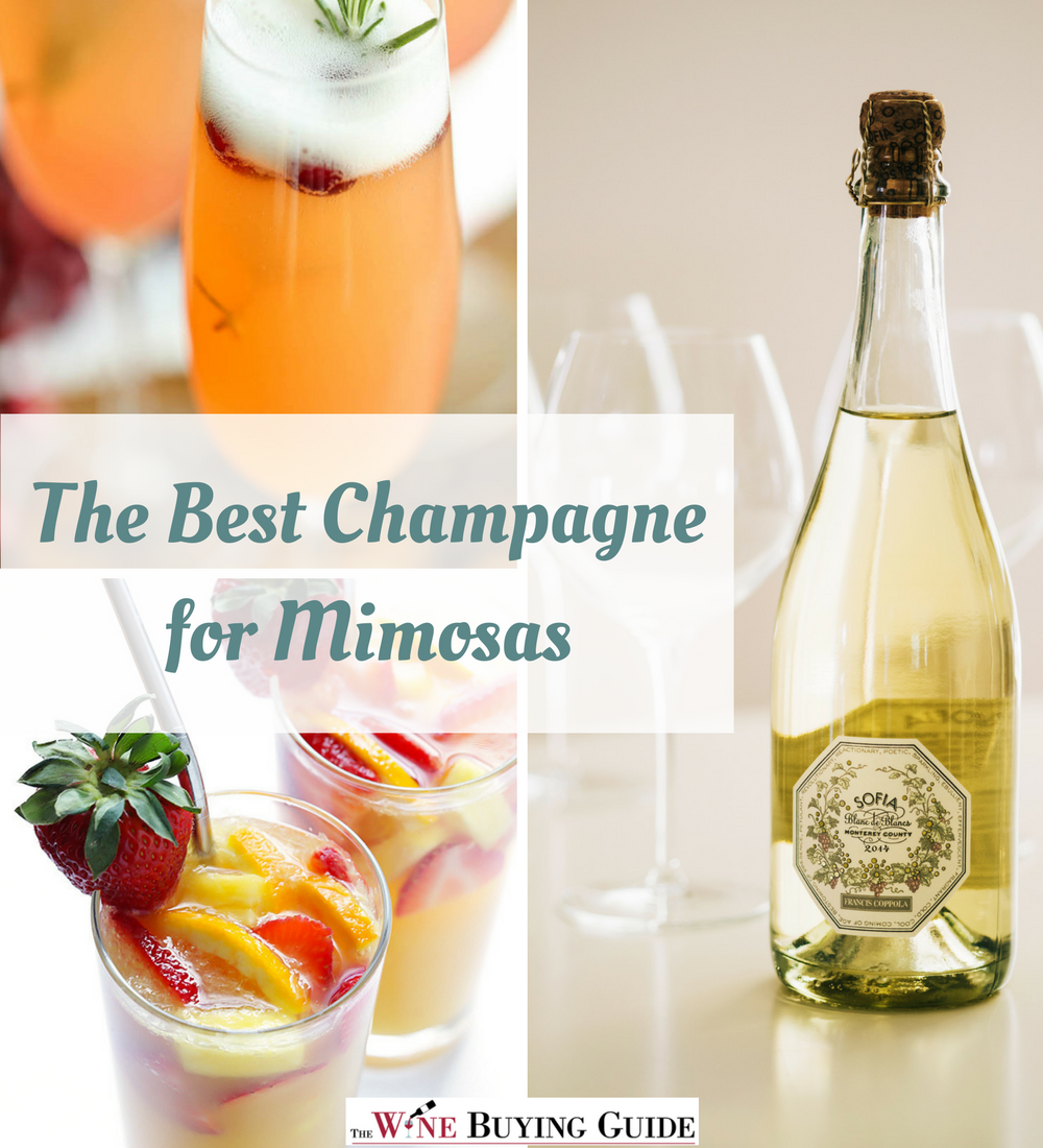 The Best Champagne For Mimosas Thewinebuyingguide Com