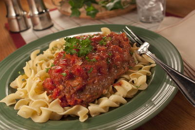 Simmerin Swiss Steak