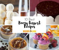 10 Boozy Dessert Recipes Worth Celebrating