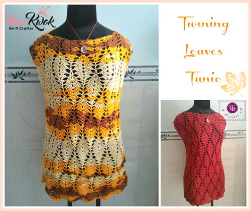 Turning Leaves Tunic