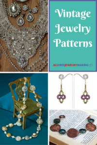 24 Vintage Jewelry Patterns