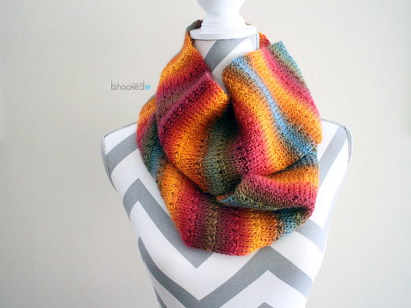 Knit Alike Scarf