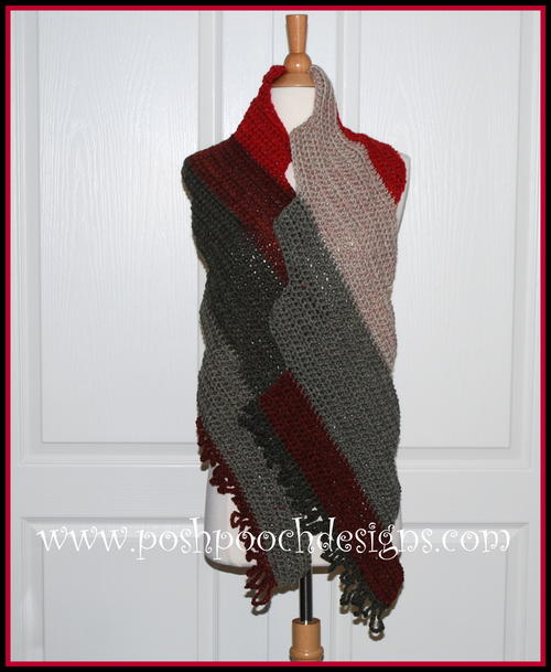 Step Into Fall Scarf
