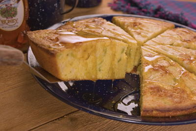 Sweet n Spicy Corn Bread