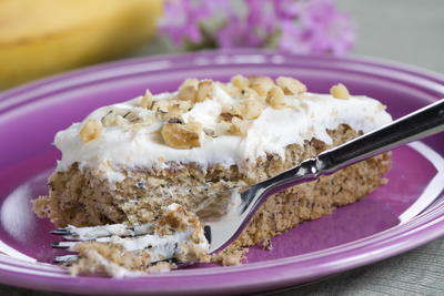 Neighborly Banana Cake