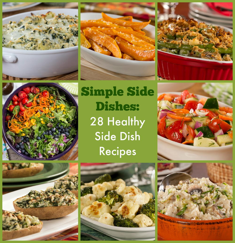 dishes side simple dish healthy recipes ecookbook