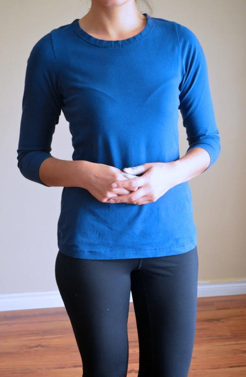 Long Sleeve T-Shirt Pattern for Women