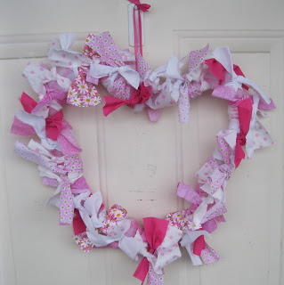 True Heart DIY Wreath Tutorial