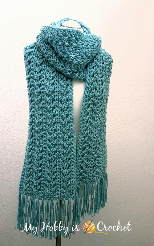 Go with The Flow Super Scarf