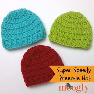 Super Speedy Preemie Hat