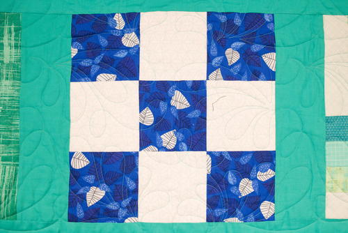 How to Make a Nine Patch Block