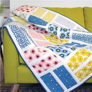 Windsor Court Baby Quilt Pattern