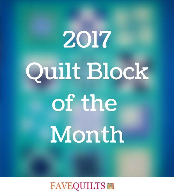 Quilt Block Of The Month Favequilts Com
