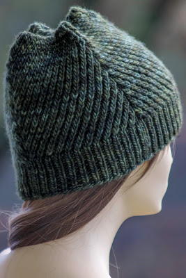 66+ Knit Hat Patterns for Winter  1f3b557c9
