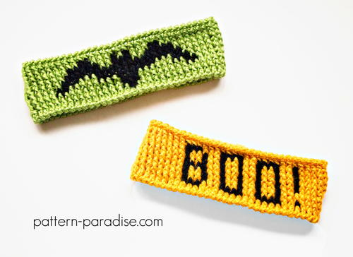 Halloween Graphic Headbands