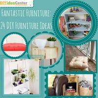 Fantastic Furniture: 24 DIY Furniture Ideas