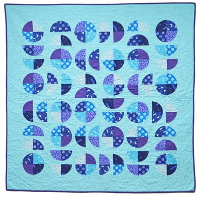 Moon Phases Quilt Tutorial