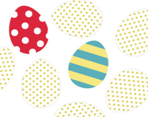 image regarding Easter Eggs Printable identify Free of charge Easter Eggs Printable Memory Activity Video game