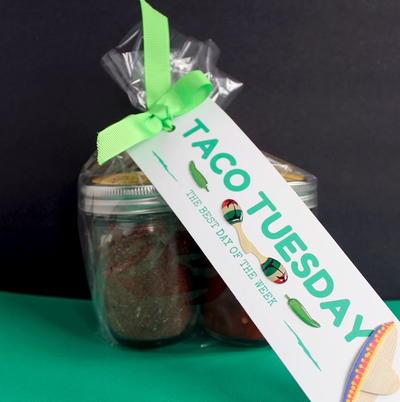 Easy graduation mason jar gift for Gift ideas for craft lovers
