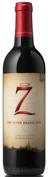 Michael David The 7 Deadly Zins Zinfandel 2013