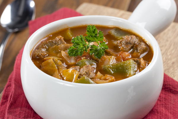 Jazzy Beef Soup