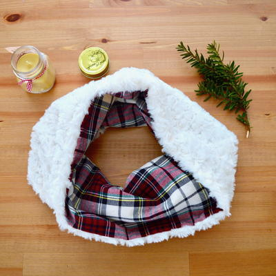 10 Minute Cozy Scarf_1
