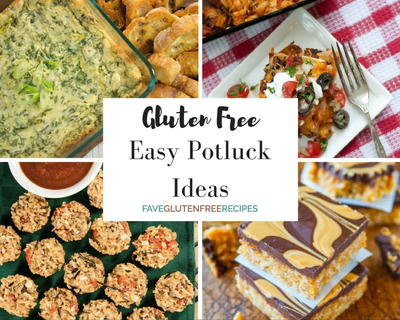 40 Easy Potluck Ideas