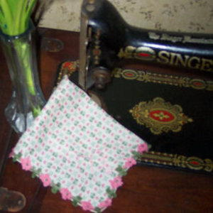 Mothers Day Handkerchief