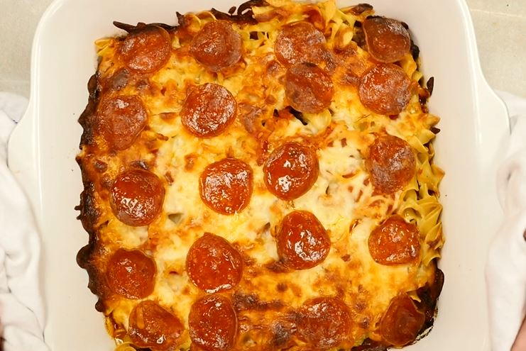 Mama S Pizza Casserole Recipelion Com