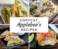 25 Applebee's Copycat Recipes
