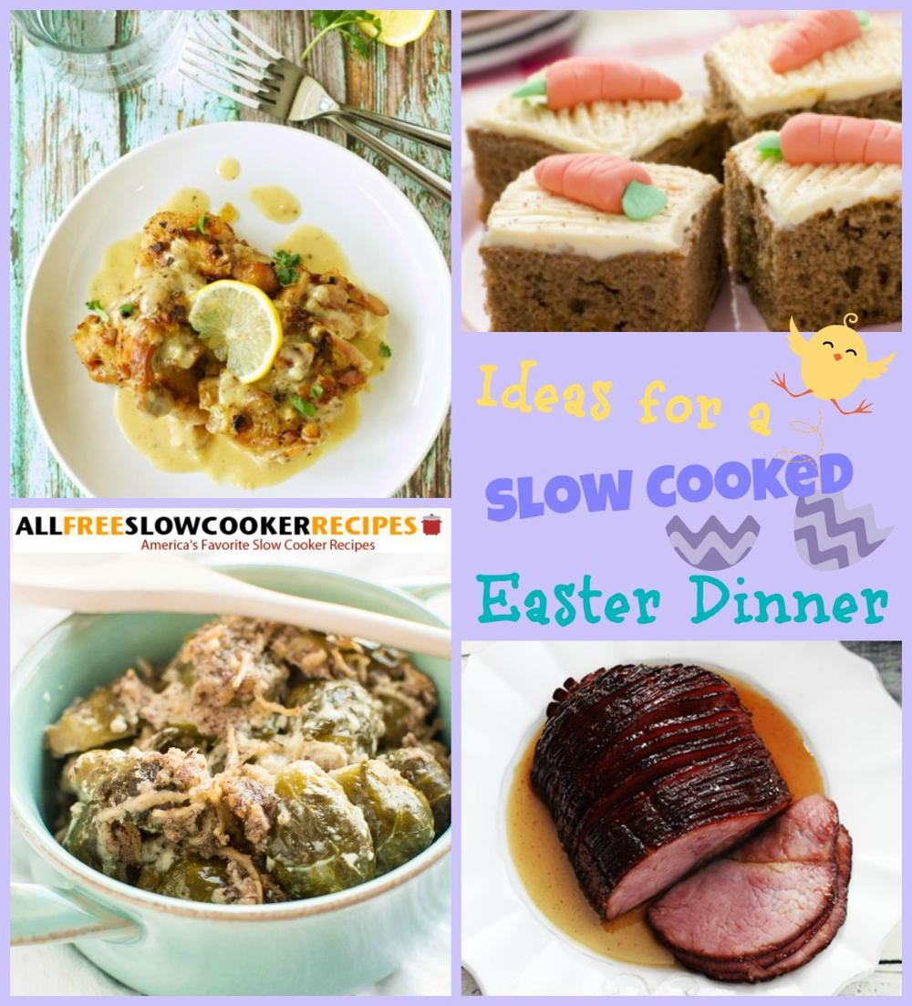 11 Slow Cooker Easter Dinner Recipes | AllFreeSlowCookerRecipes.com