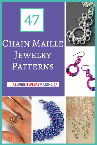 47 Free Chain Maille Jewelry Patterns