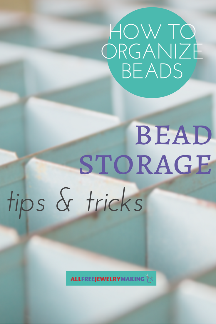 How To Organize Beads 35 Bead Storage Tips And Tricks